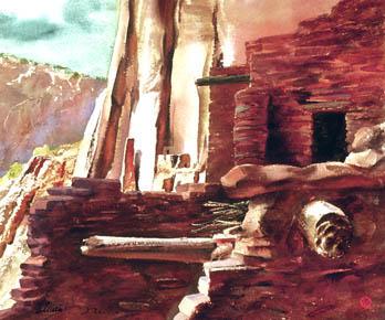 Anasazi Lookout