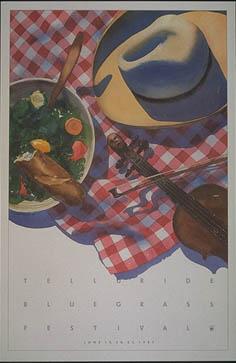 1987 Telluride Bluegrass Festival