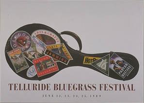 1989 Telluride Bluegrass Festival