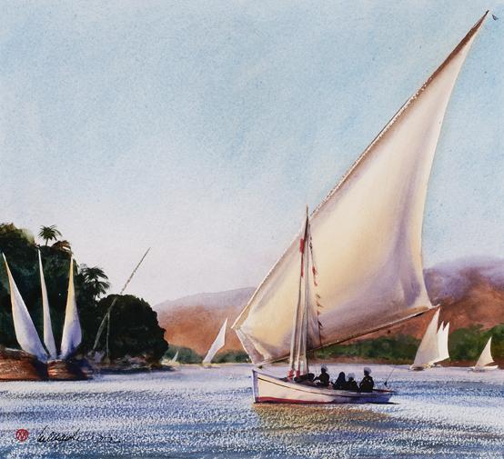 Aswan Ferry