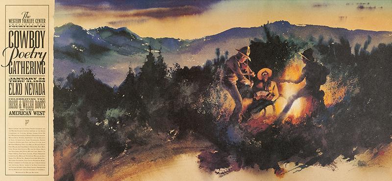 Cowboy Poetry Gathering – Elko 1998