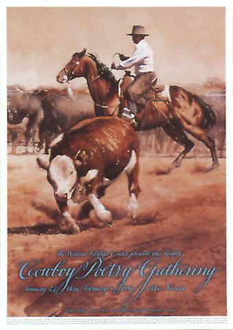Cowboy Poetry Gathering – Elko 1996