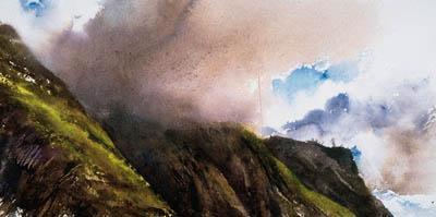Glen Coe Thunderhead