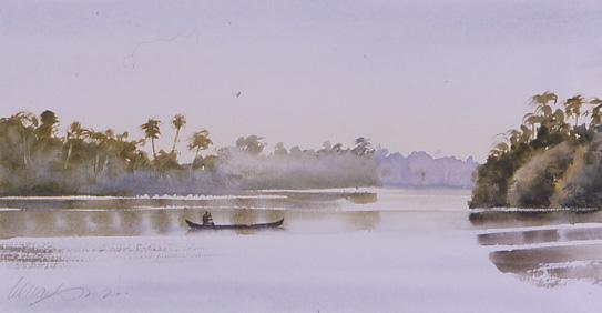 Kerala Canoe
