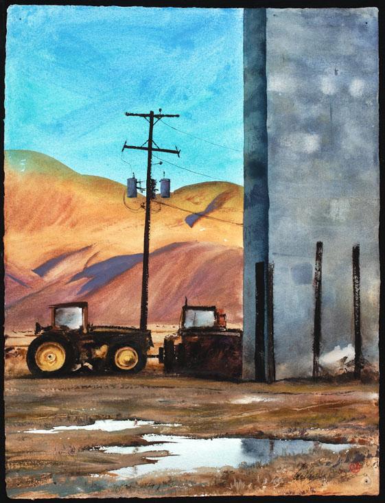 Tractors, #99