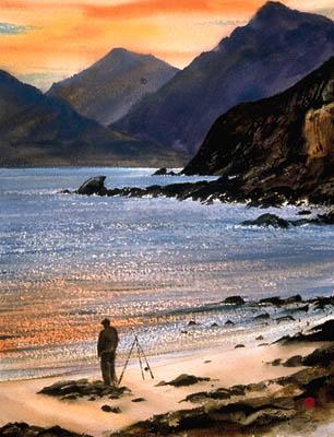 Surf Cast On Skye