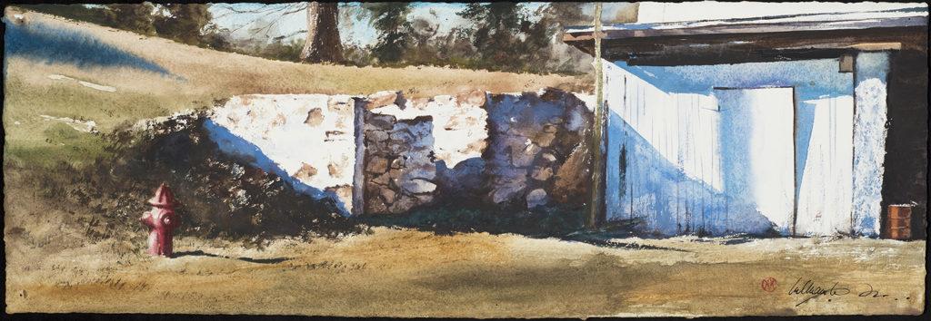 Berm Wall