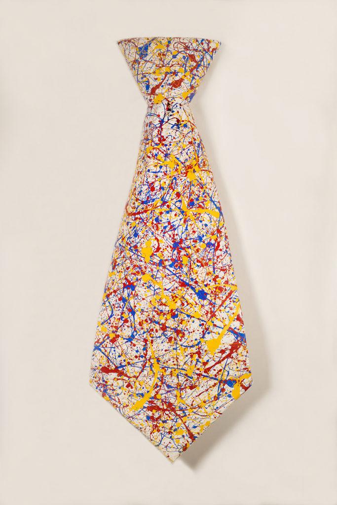 Primary Pollock Tie