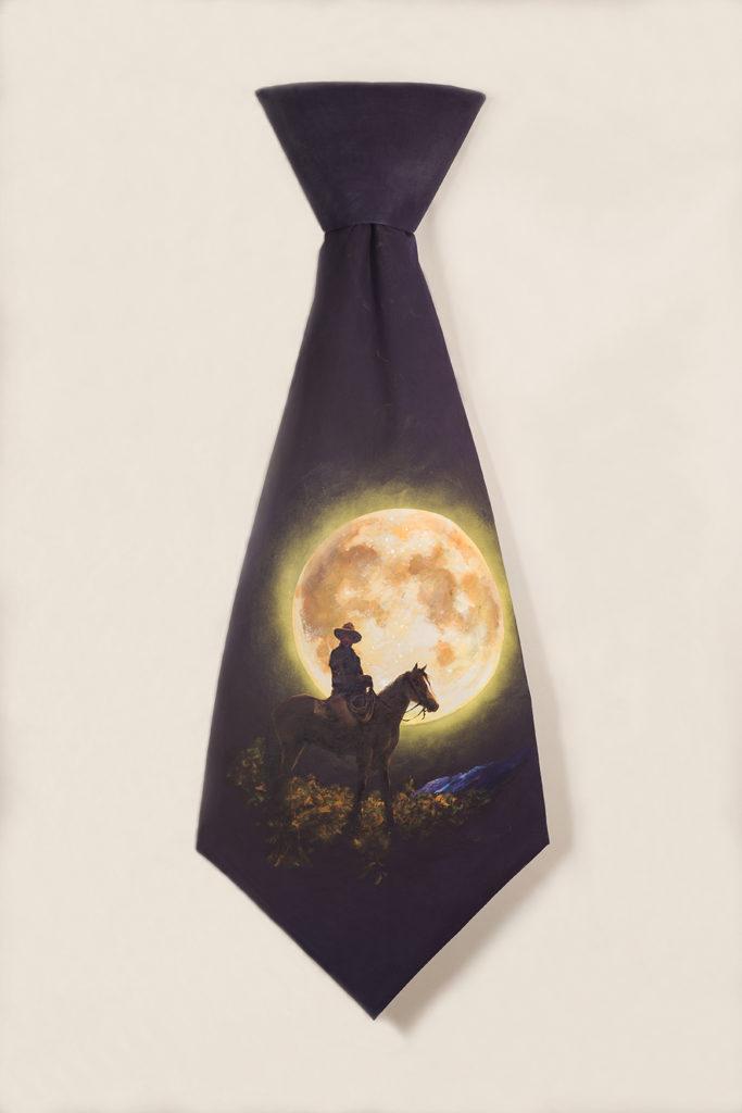 Harvest Moon Tie