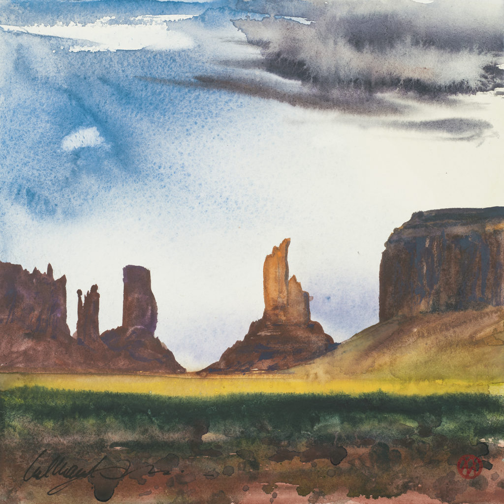 Valley Drive Sketch