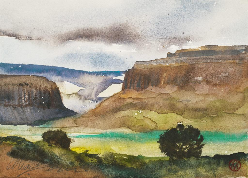 Kayenta Backdrop