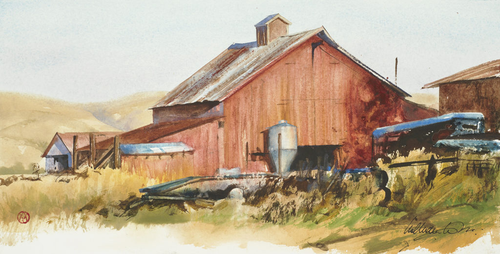 Halfred's Barn