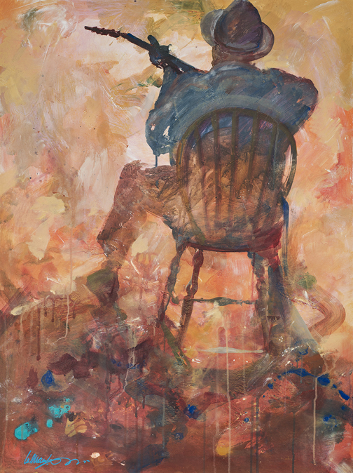 William Matthews – Back Porch
