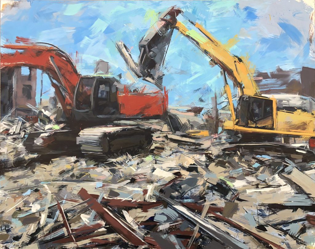 Austin Matthews – Abstraction/Obstruction,  #3