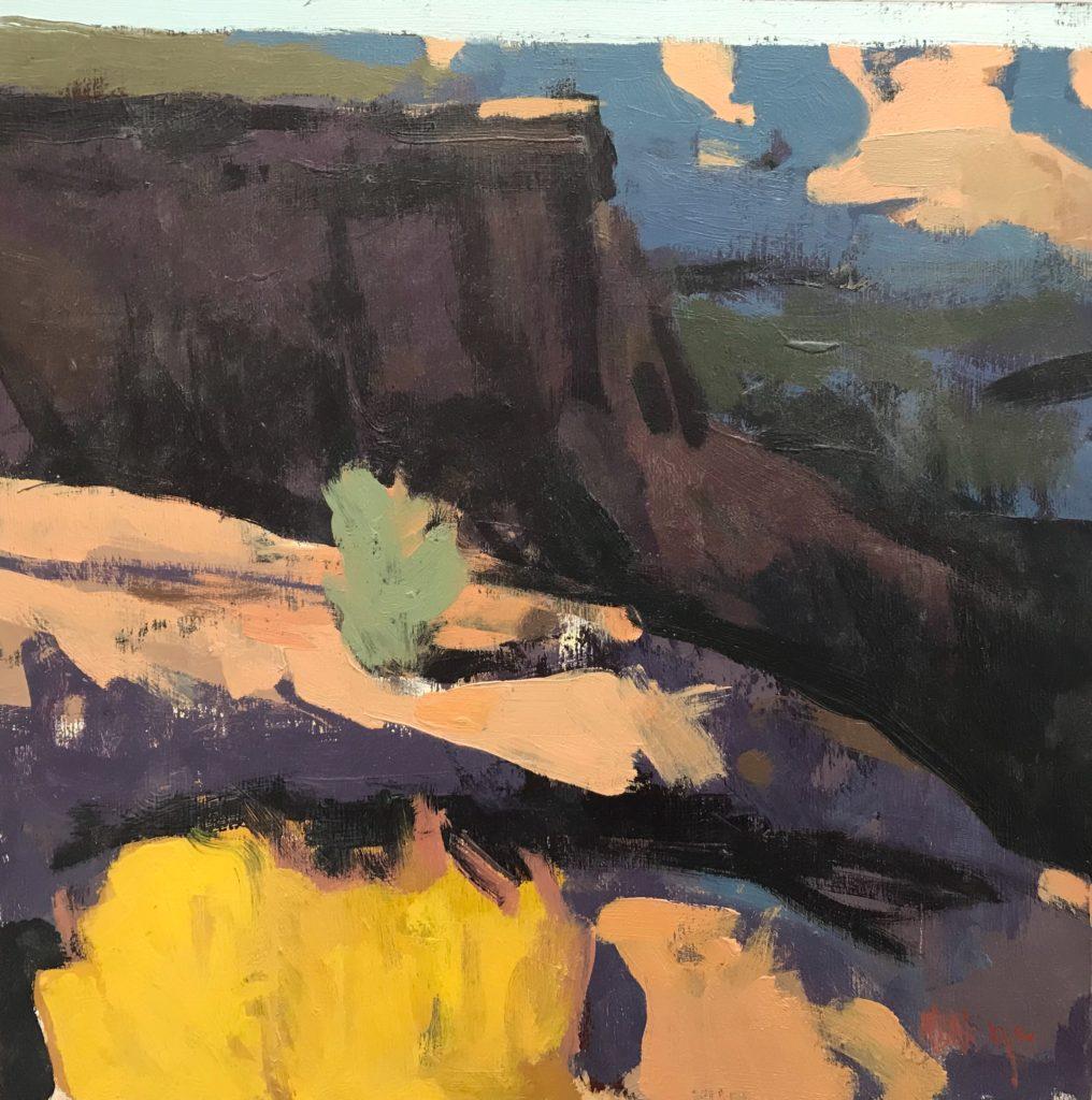 Mark Daniel Nelson – Canyon Overlook