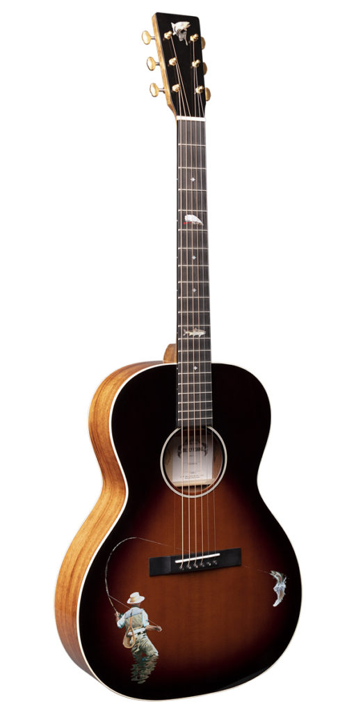 2019 Martin 00L Fly Fishing Guitar