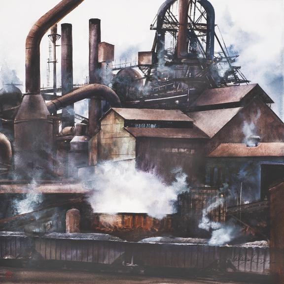 Rusted Cauldron